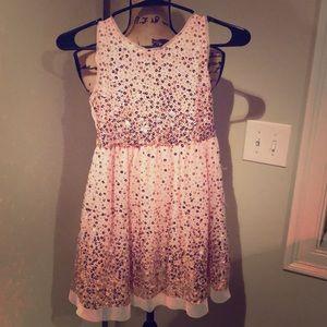 EUC girls sequin dress! Size 7/8 worn a few times